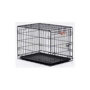 CRATE, Color BLACK; Size 18 INCH/ SINGLE (Catalog Category Dog