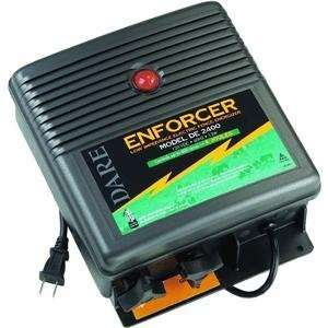 Dare Prod. DE2400 110V Electric Fence Energizer Patio, Lawn & Garden
