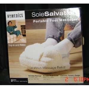 Sole Salvation Portable Foot Massage
