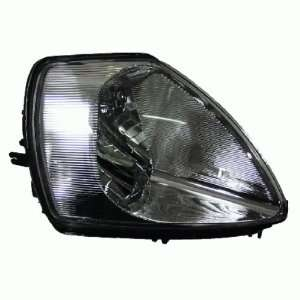 MITSUBISHI ECLIPSE HEADLIGHT LEFT (DRIVER SIDE) CHROME BEZEL (FR 2 02