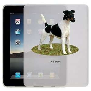 Smooth Fox Terrier on iPad 1st Generation Xgear ThinShield