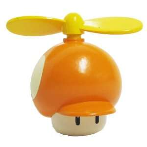 Super Mario Bros Wii Pull/Push Action Toy   Propeller