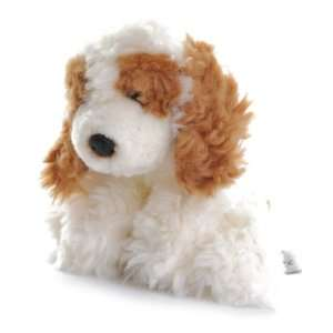 Russ Small Puddin 6inch Plush Fluffy Puppy Dog. [Toy] Toys & Games