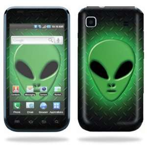 Vinyl Skin Decal Cover for Samsung Vibrant SGH T959 Cell Phone
