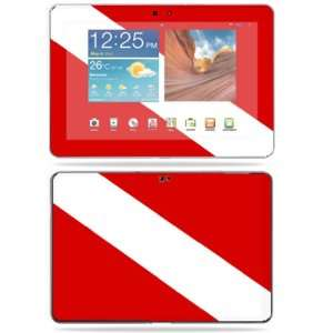 Cover for Samsung Galaxy Tab 10.1 Tablet 10 Scuba Flag Electronics