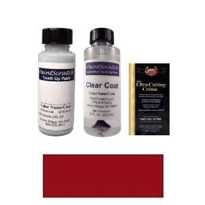 Red Paint Bottle Kit for 1979 Triumph All Models (133/CAD) Automotive