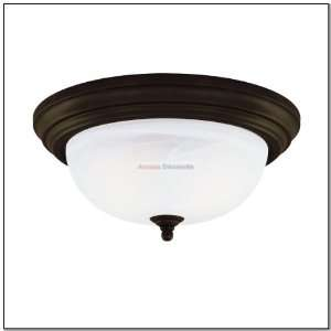 Westinghouse 64290 1 Light Bronze Finish Ceiling Light