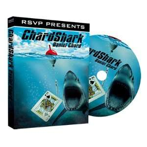 Magic DVD Chardshark by Daniel Chard and RSVP Magic Toys & Games