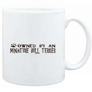 Mug White  OWNED BY Miniature Bull Terrier  Dogs Sports