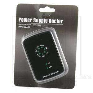 Portable Power Supply Tester for 20/24 pin ATX Power Supply