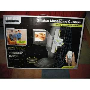 homedics Shiatsu Massage Cushion massager back