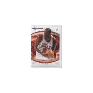 2007 08 Fleer Hot Prospects #34   Luol Deng Sports Collectibles