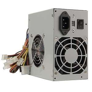 Logisys 480W Watt 20/24 Pin Dual Fan ATX Power Supply